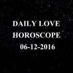 #AstroSpeak Daily Love Horoscope For 6th December, 2016