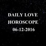 #AstroSpeak Daily Love Horoscope For 6th December, 2016