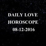 #AstroSpeak Daily Love Horoscope For 8th December, 2016