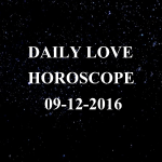 #AstroSpeak Daily Love Horoscope For 9th December, 2016