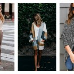 15 Fashionable Tips On How To Wear A Cardigan And NOT Look Like An Old Lady