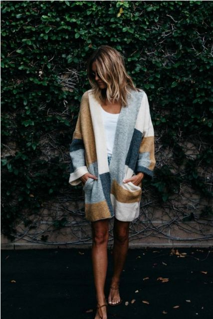how to wear a cardigan_New_Love_Times