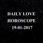 #AstroSpeak Daily Love Horoscope For 19th January, 2017