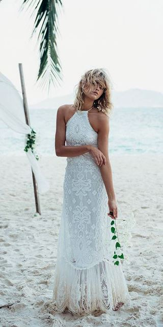 beach wedding dresses_New_Love_Times