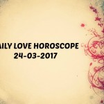 #AstroSpeak Daily Love Horoscope For 24th March, 2017