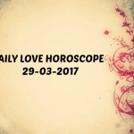 #AstroSpeak Daily Love Horoscope For 29th March, 2017