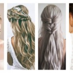 20 Rustic Braided Wedding Hairstyles That Are #HairGoals