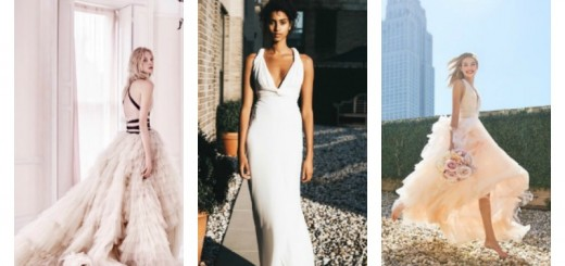 carolina herrera wedding dresses_New_Love_Times