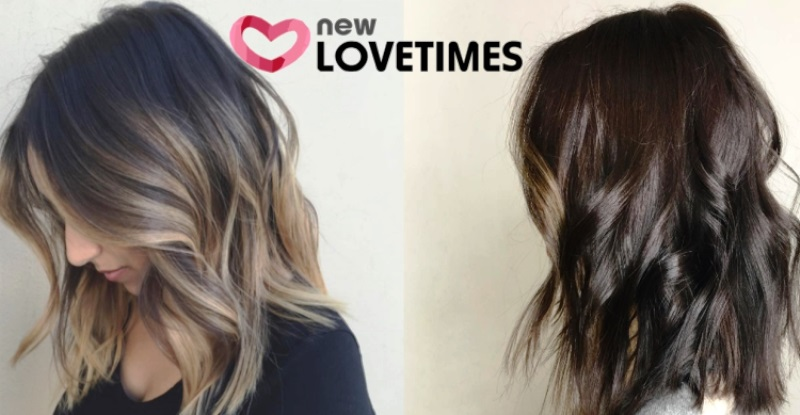 Highlights For Brown Hair_New_Love_Times