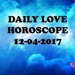 #AstroSpeak Daily Love Horoscope For 12th April, 2017