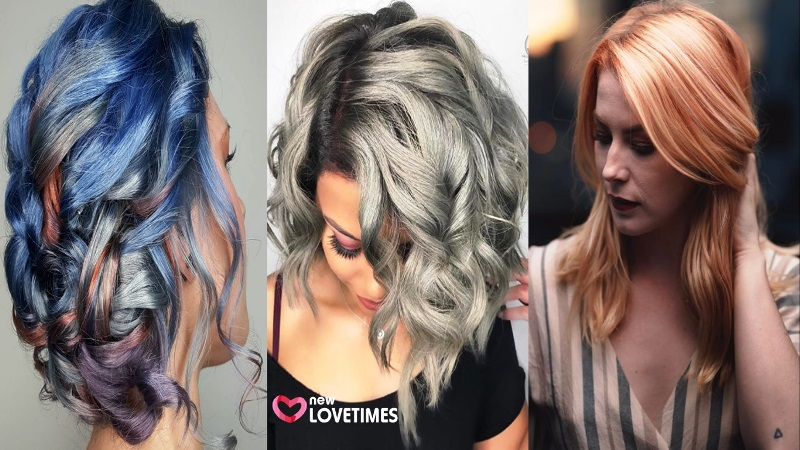 metallic hair color_New_Love_Times