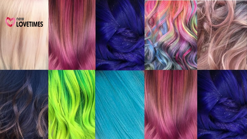pastel hair color_New_Love_Times