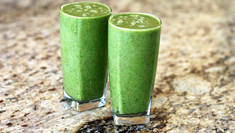 coriander juice green smoothie_new_love_times