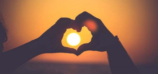 sunset heart_new_love_times