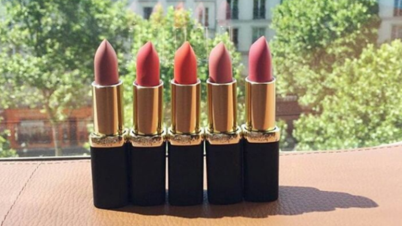 matte lipstick_new_love_times