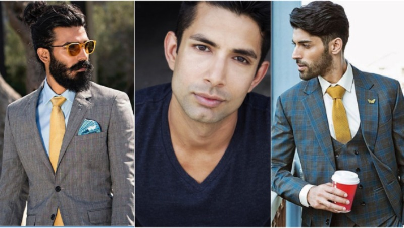 hot male Indian models