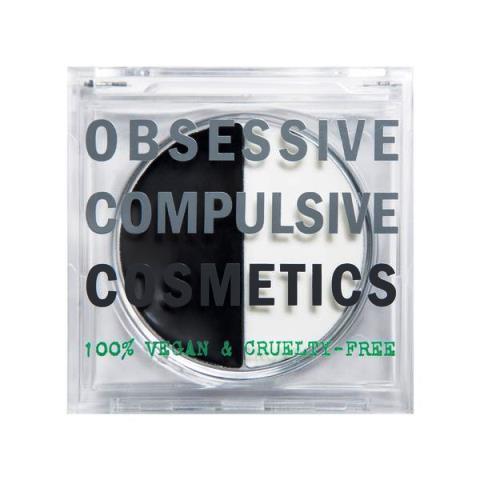 Obsessive Compulsive Cosmetics Lip Balm Duo in Tarred & Feathered