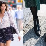 13 Kickass Ways To Wear Polka Dot Tights