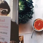 Today's Book on #50BooksInAYear: The Bad Feminist By Roxane Gay