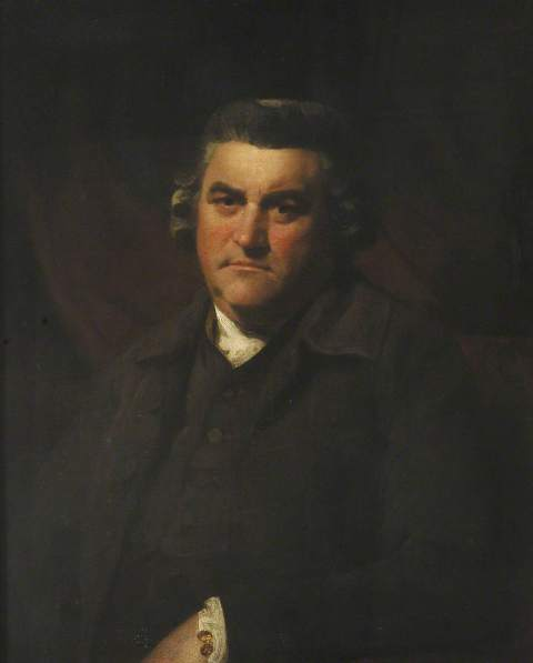 Thomas Warton (1728-1790), Professor of Poetry and Fellow of Trinity College