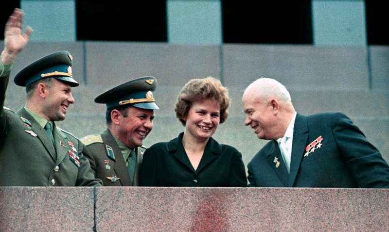 Valentina Tereshkova_New_Love_Times