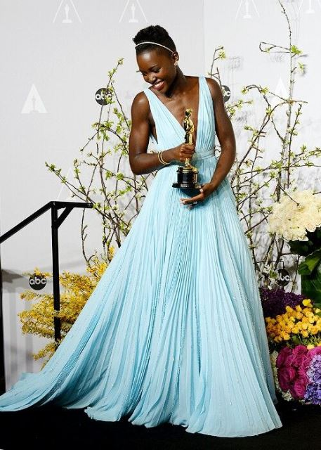 best oscar gowns