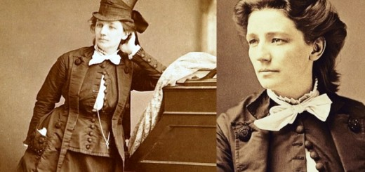 Victoria Woodhull.