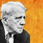 Robert Frost And His Genius!