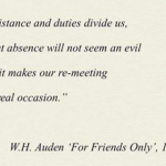 #NaPoWriMo Here's Why W.H. Auden Was The King Of Poetry