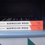 #50BooksInAYear Norwegian Wood By Haruki Murakami