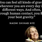 """We Have Pain On Earth"" Naomi Shihab Nye And Her Magnificent Poetry"