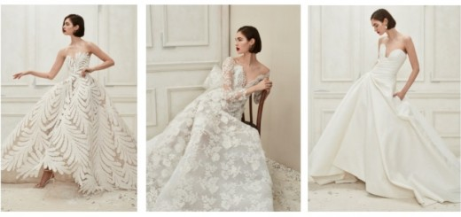 oscar de la renta wedding gowns_New_Love_Times